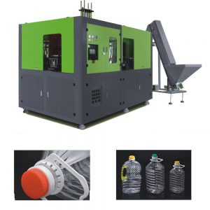 longrui automatic PET bottle blowing machine