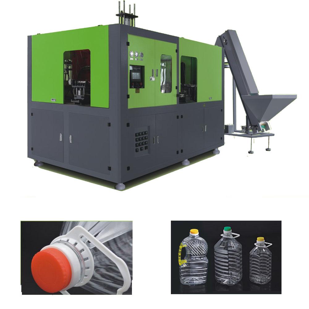 5L full automatic blowing machine - Ningbo longrui plastic