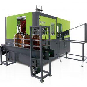longrui automatic beer bottle blowing machine