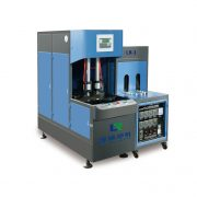 longrui semi-automatic PET bottle blow molding machine